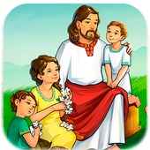Kid's Bible Story icon