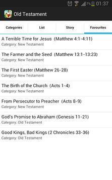 Kid's Bible Story apk screenshot