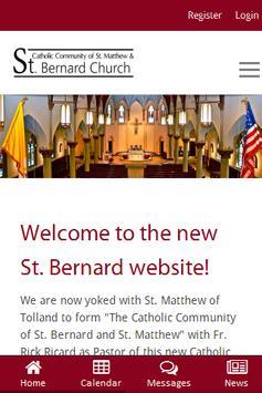 St. Bernard - CT poster