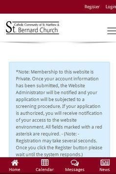 St. Bernard - CT apk screenshot