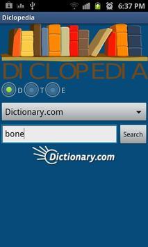 Diclopedia poster