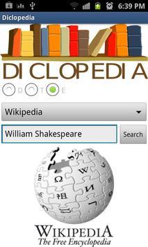 Diclopedia apk screenshot