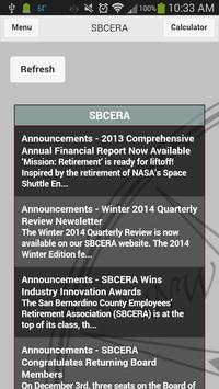 SBCERA Application poster