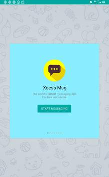 XCessMsg apk screenshot