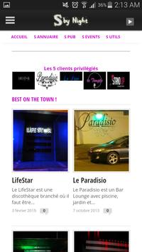 S By Night - Abidjan apk screenshot