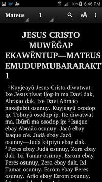 Mundurukú - Bible apk screenshot