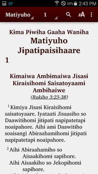 Angaataha - Bible poster