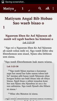 Angal Heneng - Bible apk screenshot