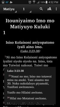 Ama (Sawiyanu) - Bible apk screenshot