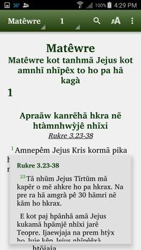 Apinayé - Bible apk screenshot
