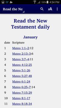Balangao - Bible apk screenshot