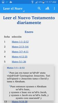 Chortí - Bible apk screenshot