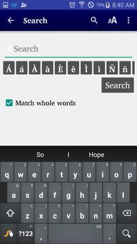 Isnag - Bible apk screenshot
