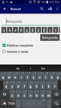 Camsá - Bible apk screenshot