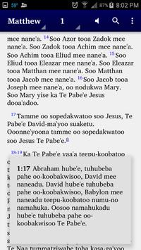 Paiute - Bible apk screenshot