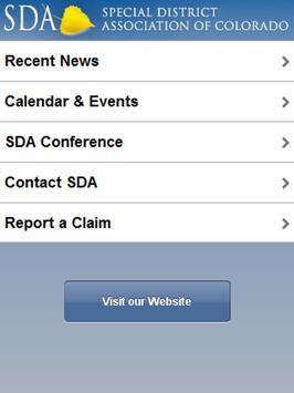 SDA of Colorado apk screenshot