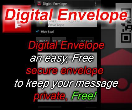 Digital Envelope poster