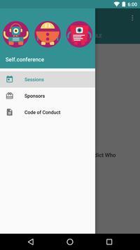 Self.conference apk screenshot