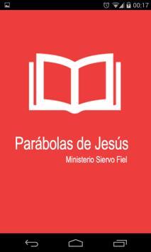 Parábolas de Jesús apk screenshot