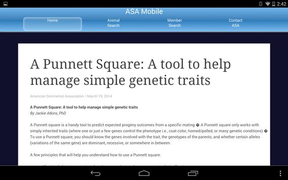 American Simmental Mobile apk screenshot