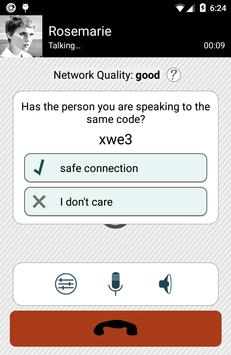 Simlar - free and secure calls poster