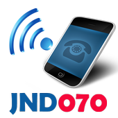 Jnd 070 Voip 인터넷전화 Wifi 3G LTE icon