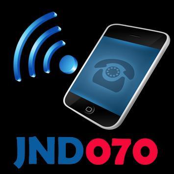 Jnd 070 Voip 인터넷전화 Wifi 3G LTE poster