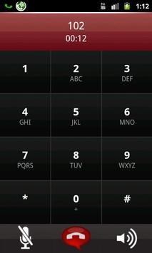 SipFone apk screenshot