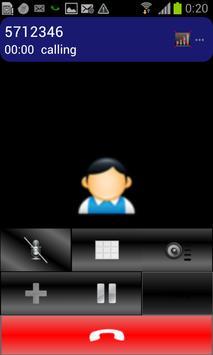 SipTar Phone apk screenshot