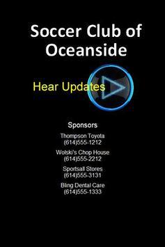 Oceanside poster