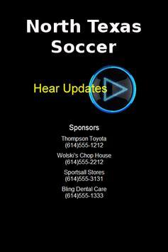 Ntex Soccer poster