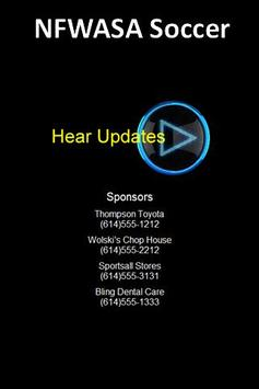 NFWASA Soccer apk screenshot