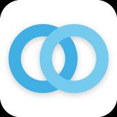twinme - private messenger icon