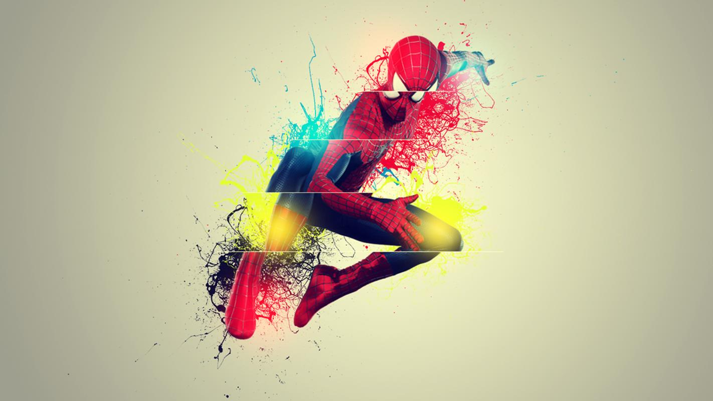 superhero wallpaper apkpure