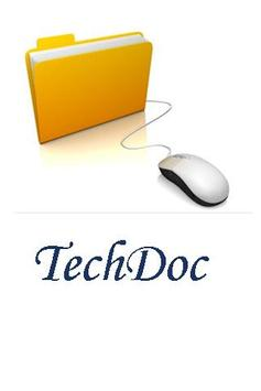 TechDoc poster