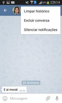 Zap! Messenger apk screenshot