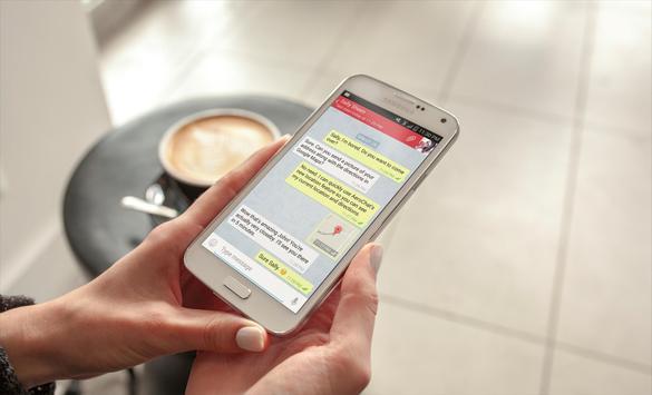 AeroChat Messenger apk screenshot