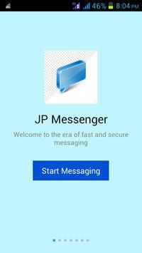 JP Messenger poster