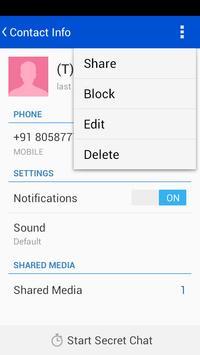 JP Messenger apk screenshot