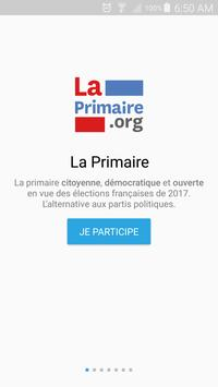 LaPrimaire.org poster