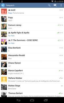 Telepatch apk screenshot