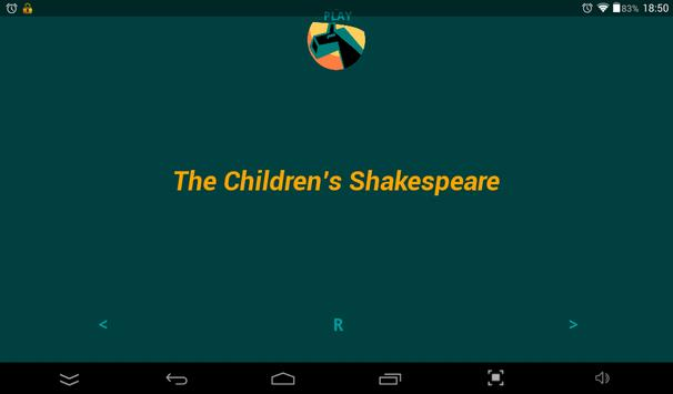 Hamlet for Kids (FERS) apk screenshot