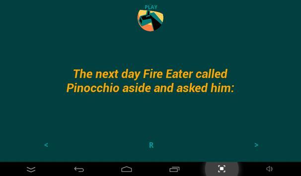 Pinocchio 12 (FERS) apk screenshot