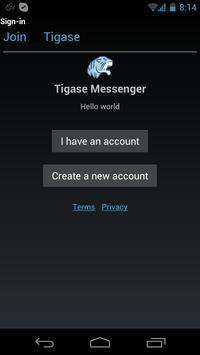 Tigase Messenger poster