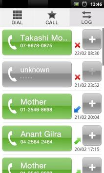 Tap Call apk screenshot