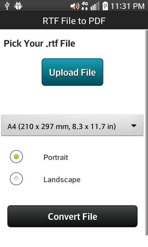 Rtf file to pdf apk download free productivity app for for Document viewer pdf apk