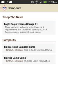 Boy Scout Troop 263 apk screenshot