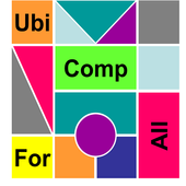 UbiComp For All icon