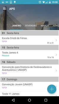 Agenda UCB apk screenshot