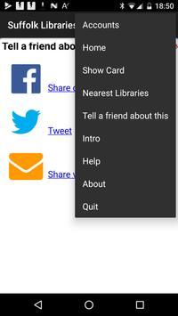 MyLib for UK Libraries apk screenshot
